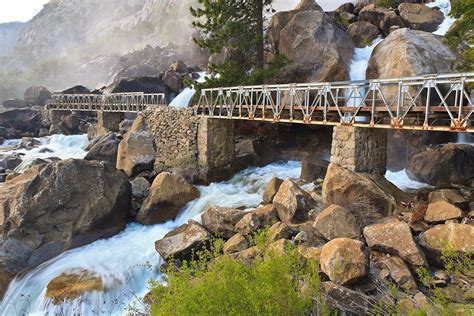 Waterfalls Yosemite National Park Travelyosemite