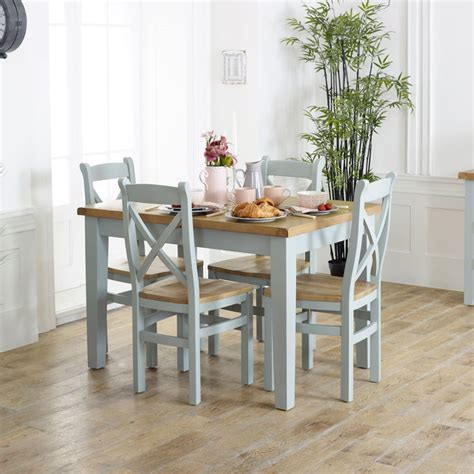 grey extendable dining table chairs