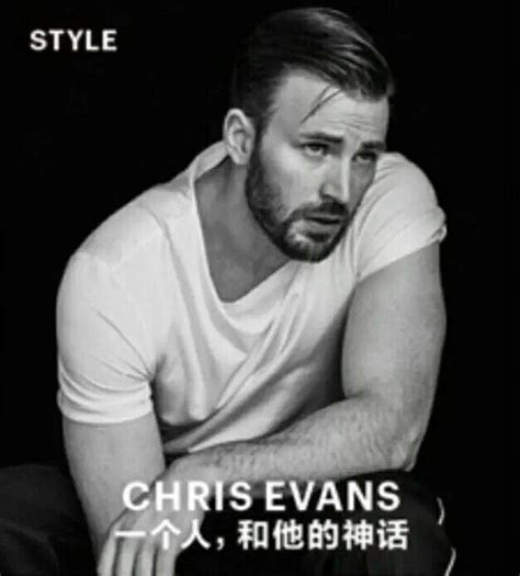 Chris Hottie! | Chris evans, Chris evans girlfriend, Chris ...