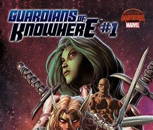 Guardians of Knowhere (2015) #1   Comics   Marvel.com
