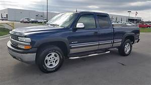 Sold 2001 Chevrolet Silverado For Sale Lt Extended Cab Z71
