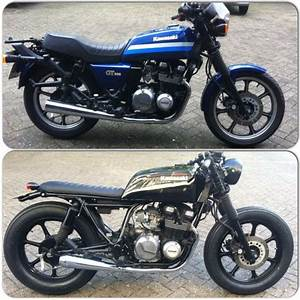 Kz550 Cafe Racer