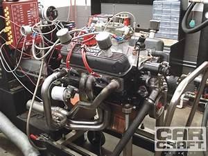 Chrysler La Engine Build