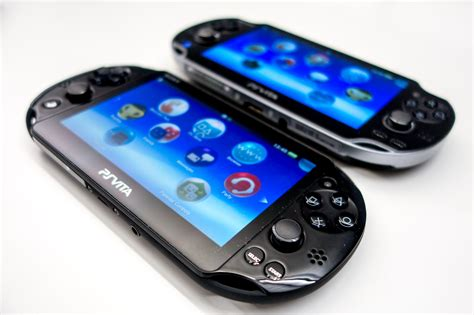Playstation Vita Slim Revealed For Uk, We Compare It To