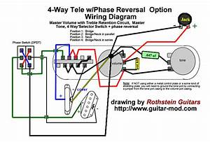 4 Way Switch Problem