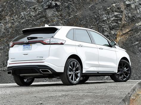 ford edge sport exterior hd picture  car