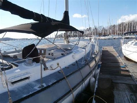 Boat Transport Lake Lanier by 1976 Out Island 41 Sail Boat For Sale Www