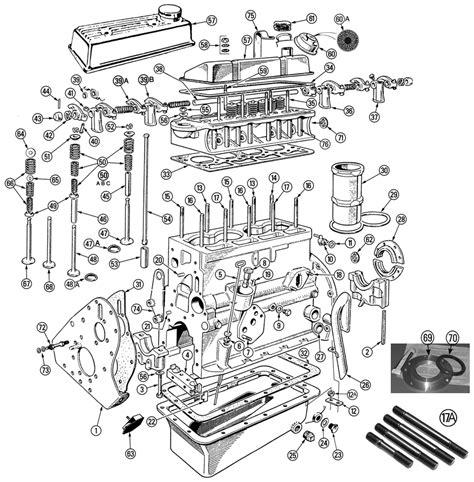 Engine External Morgan Parts Spares