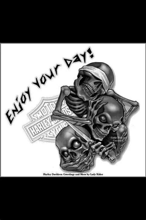 Pin by Little Heart on wonderful wonderful skullz | Harley
