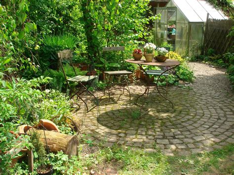 Sitzplatz Im Garten  Googlesuche Gartengestaltung