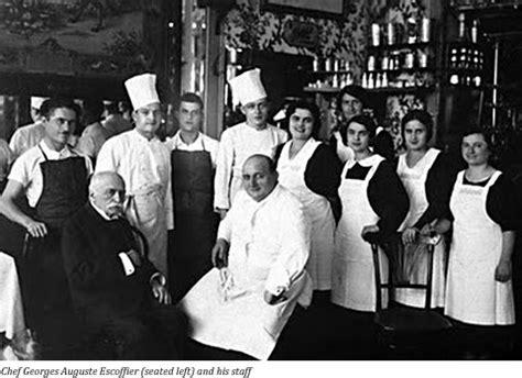 le chef cuisine 1000 images about auguste escoffier legend on