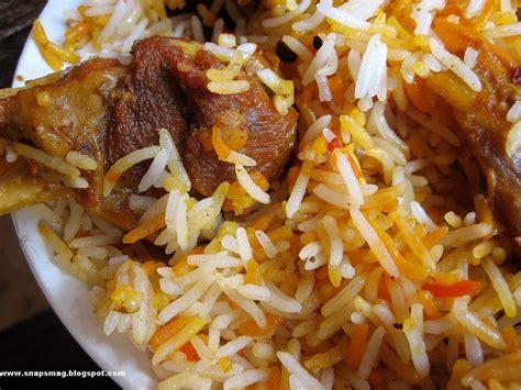 biryani cuisine snapsmag food biryani