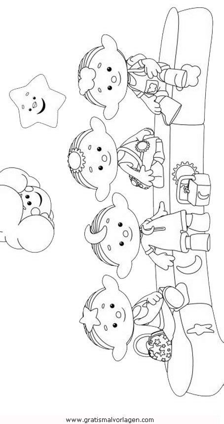 wolkenkinder  gratis malvorlage  comic