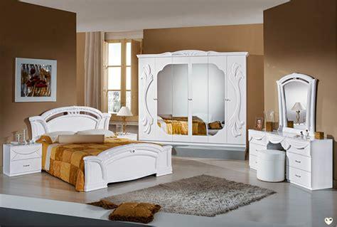 les chambre coucher ambra laque blanc ensemble chambre a coucher lignemeuble com