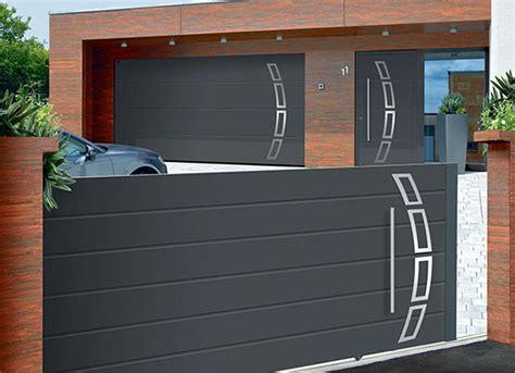 h 246 rmann ksm compl 232 tent leur gamme de portes de garage portes d entr 233 es et portails batinfo