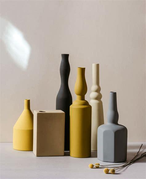 ceramic vases inspired  giorgio morandi  life