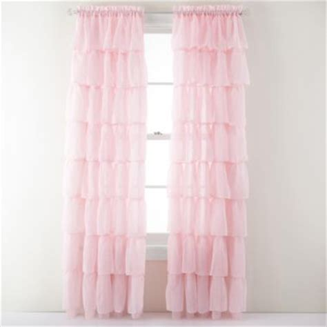 Light Purple Ruffle Curtains by 25 Best Ideas About Light Pink Bedrooms On
