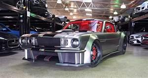 "$1,000,000 Custom 1965 1,000hp ""Vicious"" Ford Mustang"