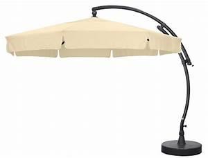 Sonnenschirm 150 Cm Durchmesser : 350cm sonnenschirm von sun garden f r 299 versandkostenfrei im t online shop ~ Orissabook.com Haus und Dekorationen