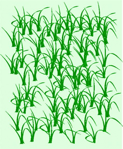 Grass and Flowers Clipart - Clip Art Bay