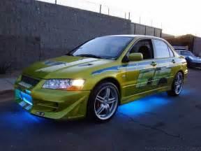 Fast and Furious Mitsubishi Evo