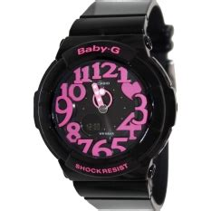 Casio Baby G Bga 130 Black casio baby g products for the best price in malaysia