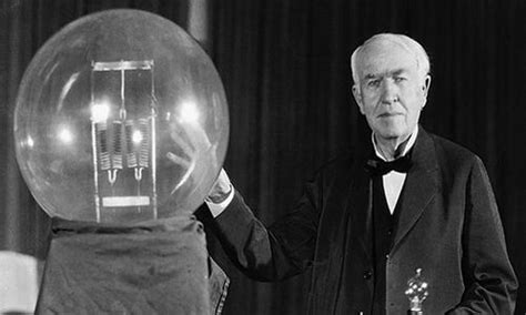 who invented the light bulb 12 important historical facts that are totally wrong