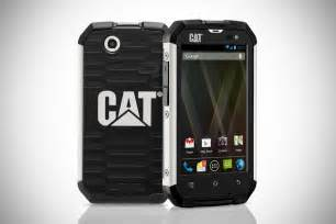 cat phone caterpillar cat b15 ruggedized android phone mikeshouts