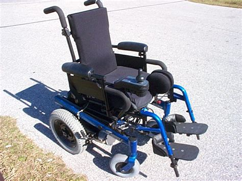 used electric wheelchair for
