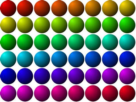 color dots colored dots clip cliparts