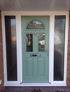 Composite Door - Windseal Double Glazing