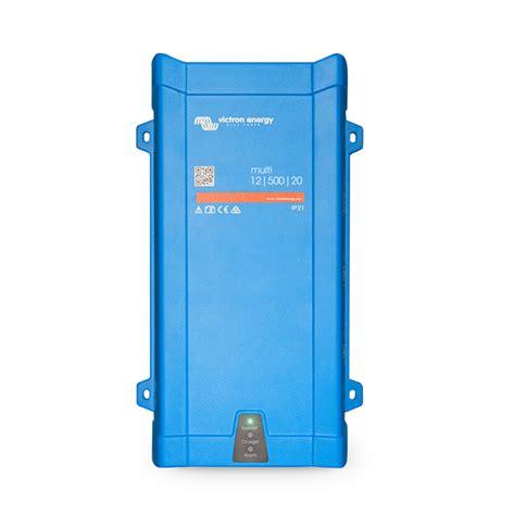 inversor cargador victron multiplus 500w 24v eolicasolar spa
