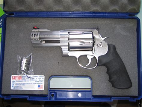 shooting the messenger s w 500 magnum