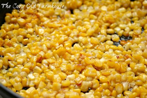 fried corn the cozy old quot farmhouse quot skillet fried corn