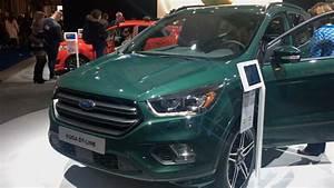 Ford Kuga 2017 St Line : ford kuga st line 2017 in detail review walkaround interior exterior youtube ~ Medecine-chirurgie-esthetiques.com Avis de Voitures