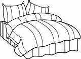 Bed Drawing Simple Easy Cartoon Couple Ways Couch Coloring Mattress Pain Draw Beds Sketch Drawings Template Age Canopy Getdrawings Stuff sketch template
