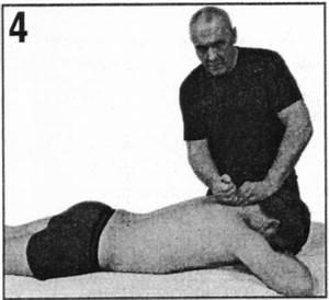 Синяки после массажа от остеохондроза