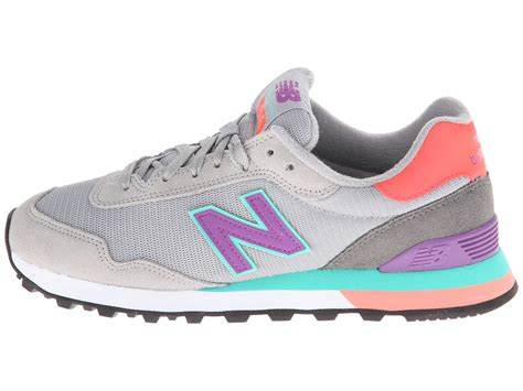 lyst new balance wl515 in gray