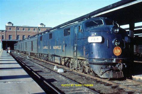 memphis ln passenger trains pictures