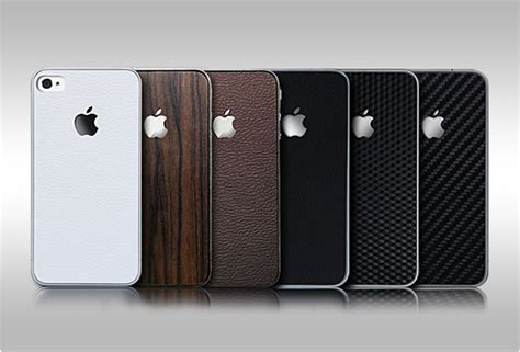 iphone skin skin guard set series for iphone 4 by sgp