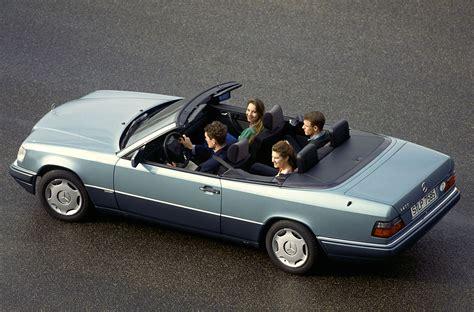 mercedes  class cabrio celebrates   birthday