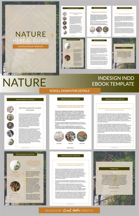 indesign ebook template template cover buku indesign 187 designtube creative design content