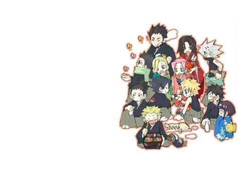 Chibi Naruto Characters By Hagaren-fullmetal On Deviantart