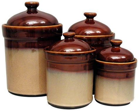 brown kitchen canisters pin by nori gazdik on home kitchen pinterest