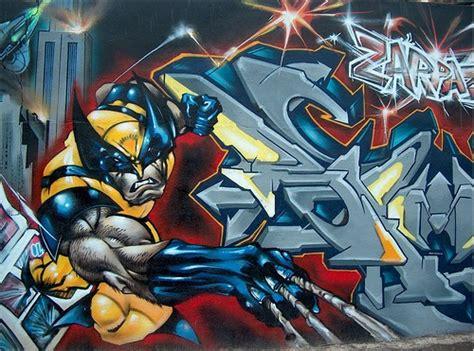 Grafiti X : X-men Graffiti