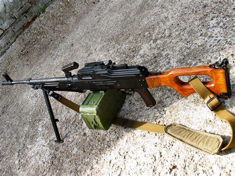 Pkm Machine Gun Walk Around Page 1