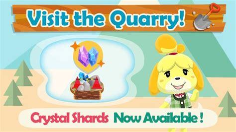 dig   crystal shards   shovelstrike quarry