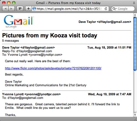 email print how do i print an entire email thread in gmail ask dave