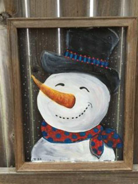 Fensterdeko Weihnachten Gemalt by Feine Fensterbilder Zu Weihnachten Und Winterzeit