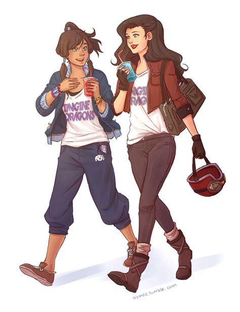 177 Best Images About Korra & Asami On Pinterest Legends